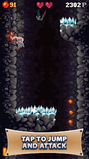 Cavefall Screenshot