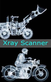 Xray Body Scanner Prank - screenshot