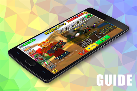 Guide Pixel Gun 3D - screenshot