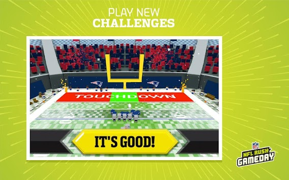 NFL Rush Gameday apk screenshot
