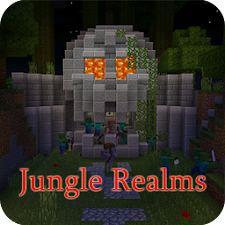 Jungle Realms Map