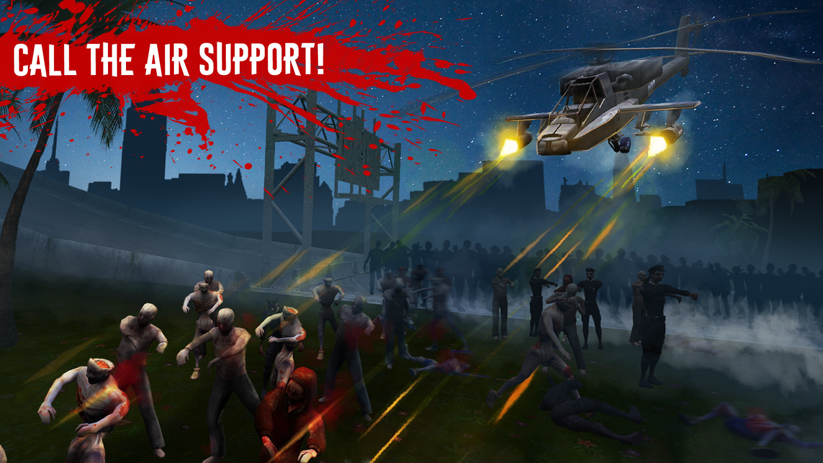 Grand Brutal Auto: Tote Stadt android spiele download