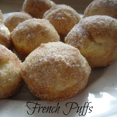 French Puffs