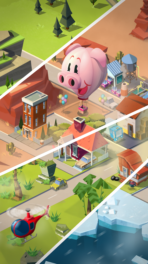 Build Away! - Idle City Game Screenshot 0