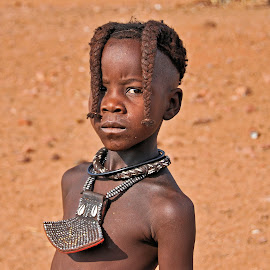 Himba. by Lorraine Bettex - Babies & Children Child Portraits (  )