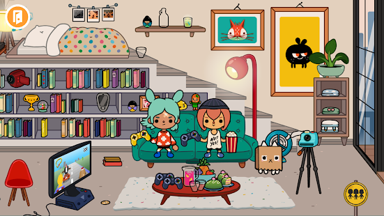Download Toca Life: City APK to PC