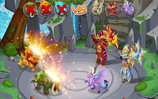 Knights & Dragons - Action RPG - screenshot