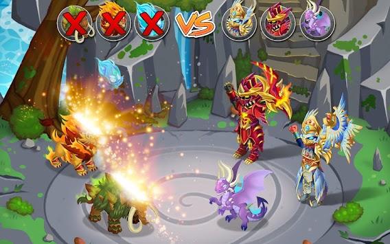 Knights & Dragons apk screenshot