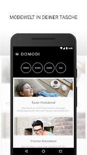DOMODI - screenshot