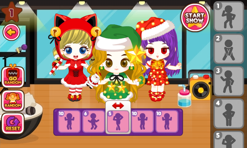 android Fashion Judy: Christmas style2 Screenshot 4