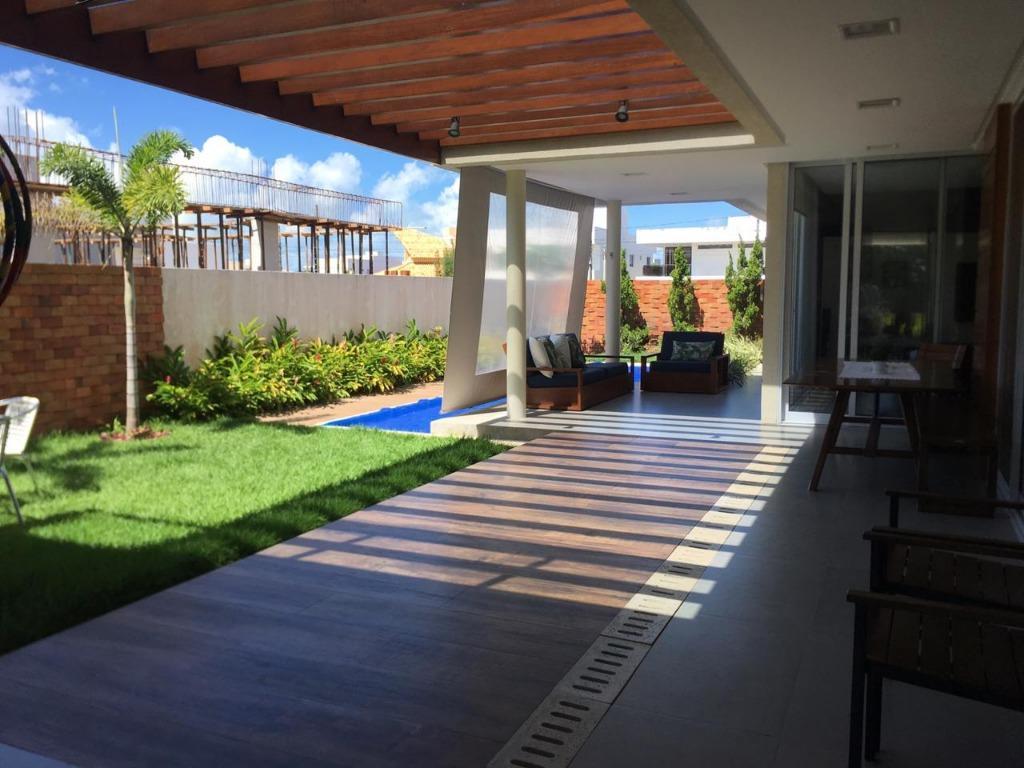 Casa com 4 dormitórios à venda, 312 m² por R$ 1.450.000 - Portal do Sol - João Pessoa/PB