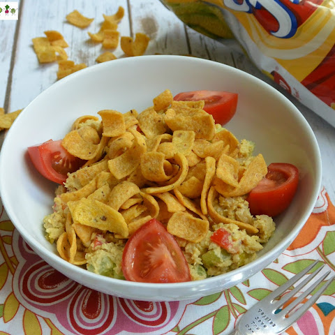Fritos No-Tuna Club Salad