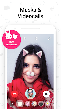 Icq Video Calls & Chat APK screenshot thumbnail 1