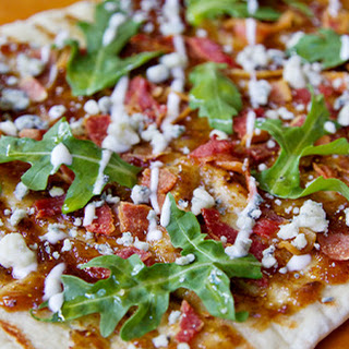 Fig & Bacon Bleu Cheese Pizza