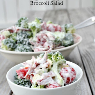 Broccoli And Grape Tomato Salad Recipes