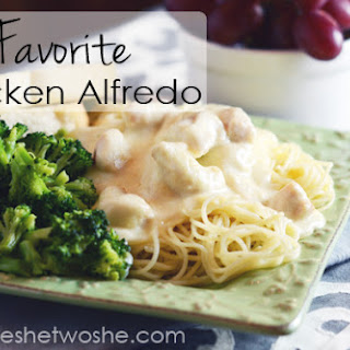 Chicken Alfredo Angel Hair Pasta Recipes