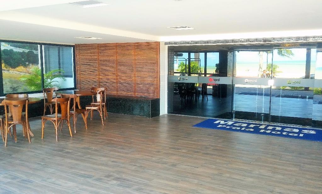 Flat residencial à venda, Cabo Branco, João Pessoa - FL0073.