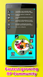 Roleplay Chat- screenshot thumbnail