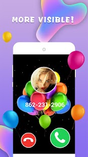 Flash Color Screen -- Free & Personalize & Fashion