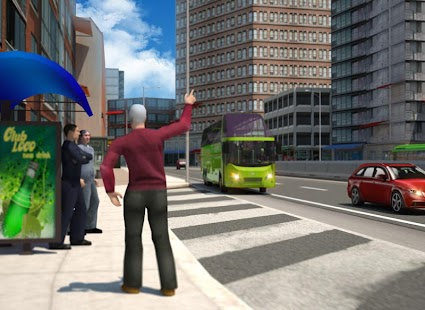 Game City Bus Simulator 2015 APK for Windows Phone
