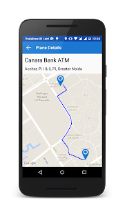 ATM Locator - screenshot