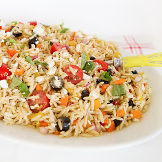 Carrot Orzo Salad Recipes