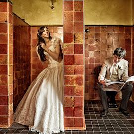 by Ben Kopilow - Wedding Reception