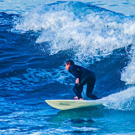 Surfing19 by Mark Holden - Sports & Fitness Surfing