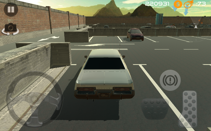 android Amazing Car - Parking Free Screenshot 0