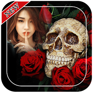 Skull Photo Frames for PC-Windows 7,8,10 and Mac