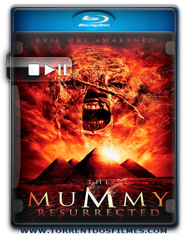 Baixar Filme The Mummy Resurrected Dublado Torrent 2015 1080p Download