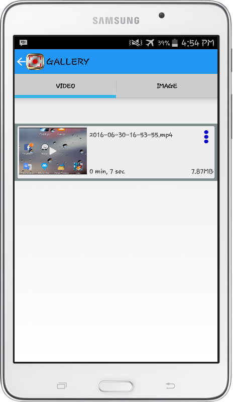 NO ROOT Screen Recorder PRO Screenshot 11