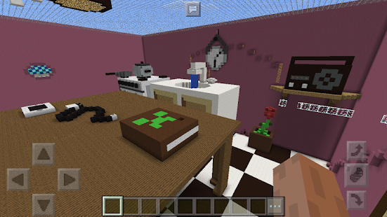 Kitchen Hide-and-Seek MCPE map APK for Bluestacks