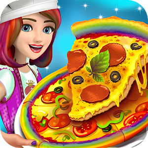 Download Pizza Maker My Café Cooking Game: Pizza Delivery for Android
