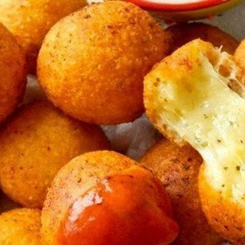 AMAZING cheese balls