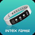 Intex FitRist APK for Bluestacks