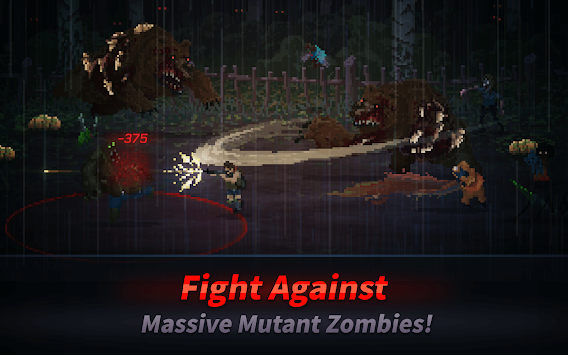 Headshot ZD : Survivors Vs Zombie Doomsday APK screenshot thumbnail 17