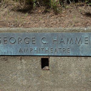 Named for George C. Hammer, Oakland Parks and Recreation, who died unexpectedly at age 32.See:https://oaklandwiki.org/George_C._Hammer_Amphitheatrehttps://oaklandwiki.org/George_C._Hammer