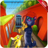 Talking Cat subway run APK for Nokia