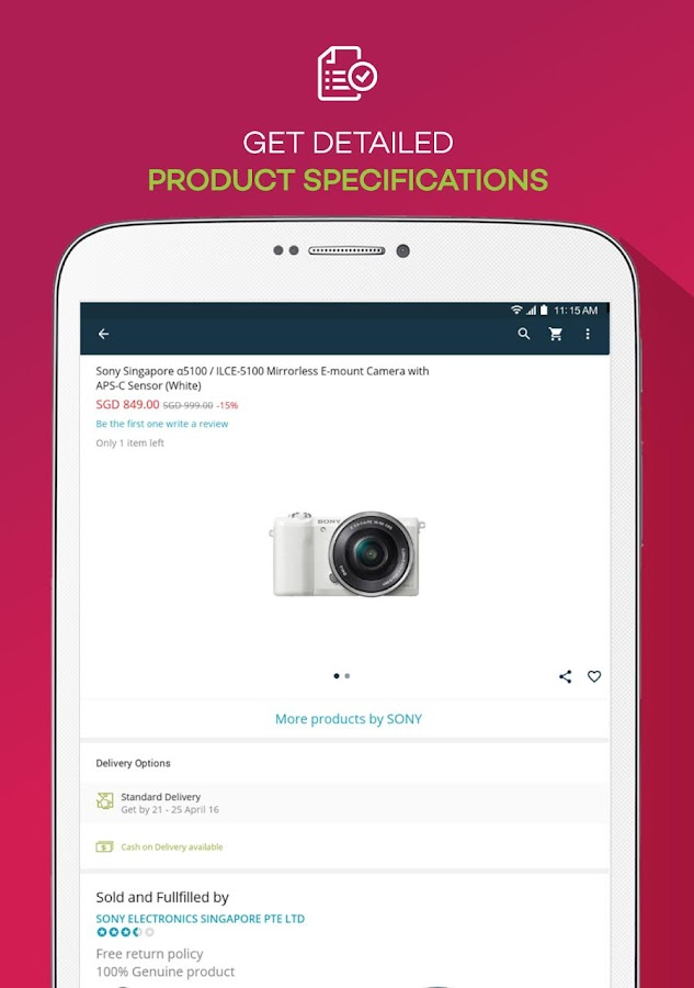 Lazada - Shopping & Deals Screenshot 13
