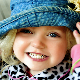 The Biggest Brightest Smile by Cheryl Korotky - Babies & Children Child Portraits (  )
