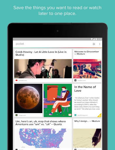 Pocket screenshot 6