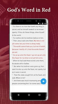 Bible 1293109 APK screenshot thumbnail 4