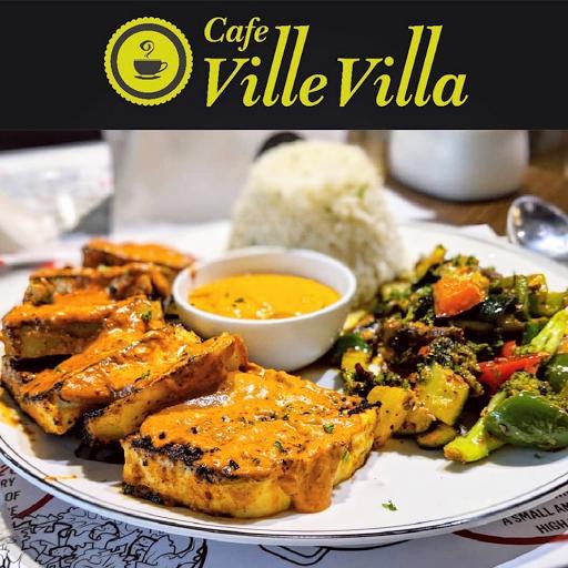 Cafe Ville Villa, Kandivali West, Kandivali West logo