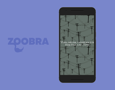 Zoobra Widgets- screenshot thumbnail