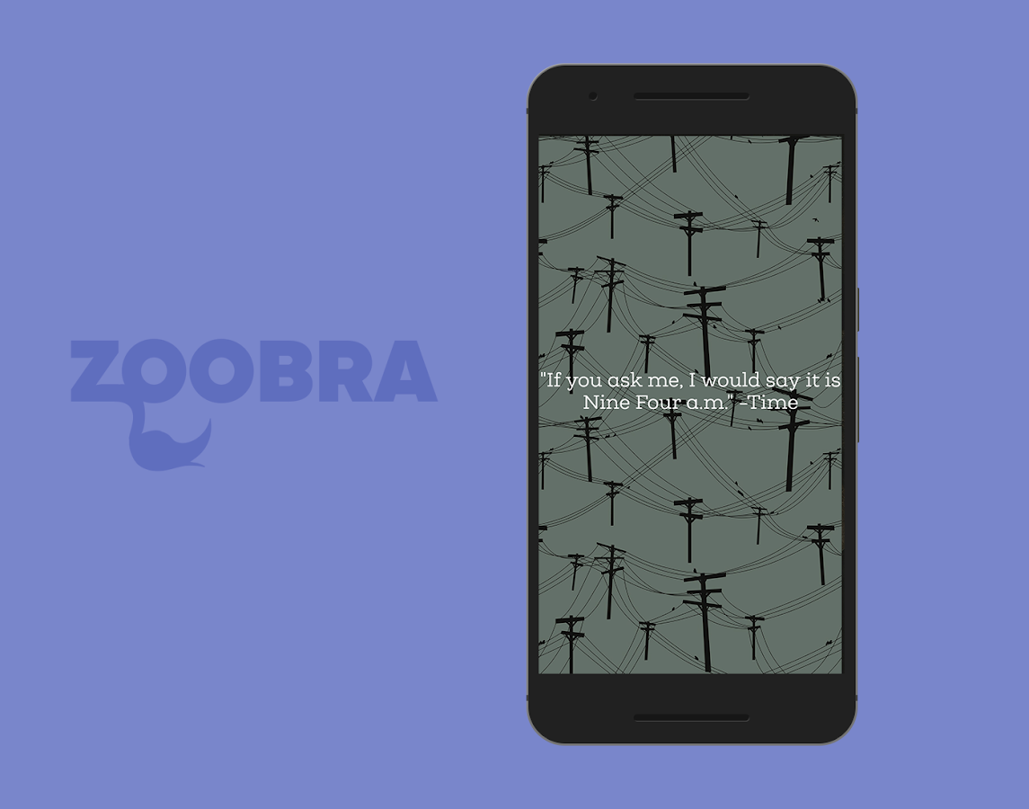 Zoobra Widgets Screenshot 1