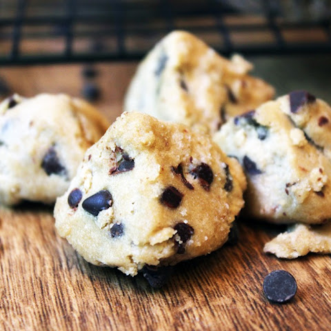 Safe-to-Eat Raw Chocolate Chip Cookie Dough