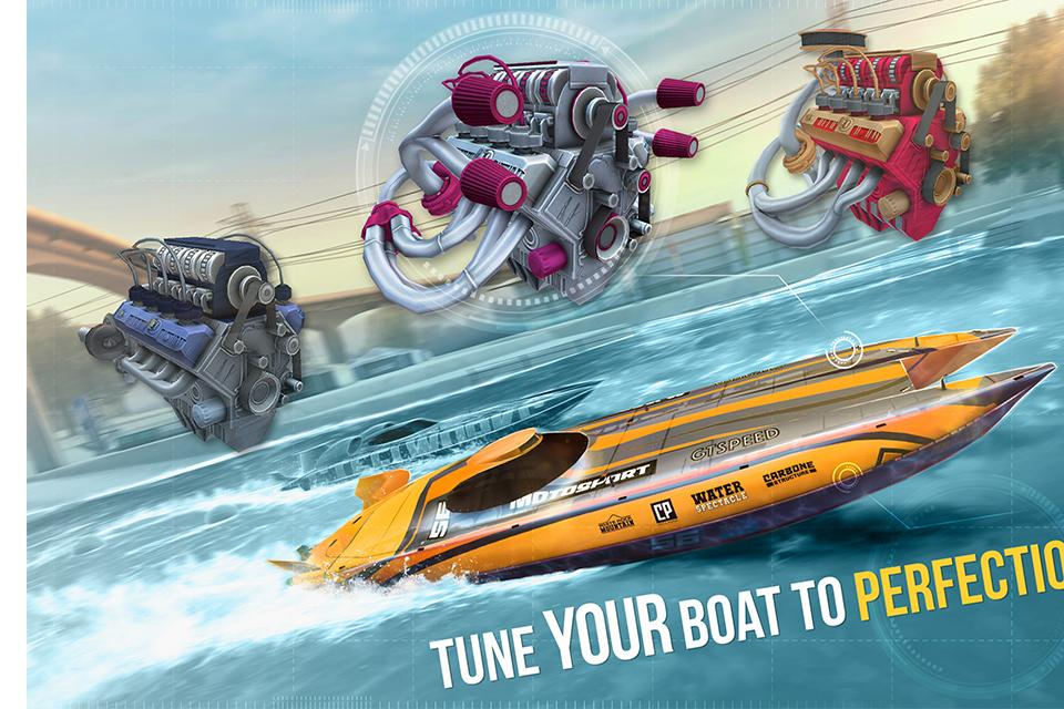 Top Boat: Racing Simulator 3D Screenshot 4