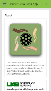 Cancer Resources (New) - screenshot