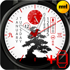 Watch Face Bonsai